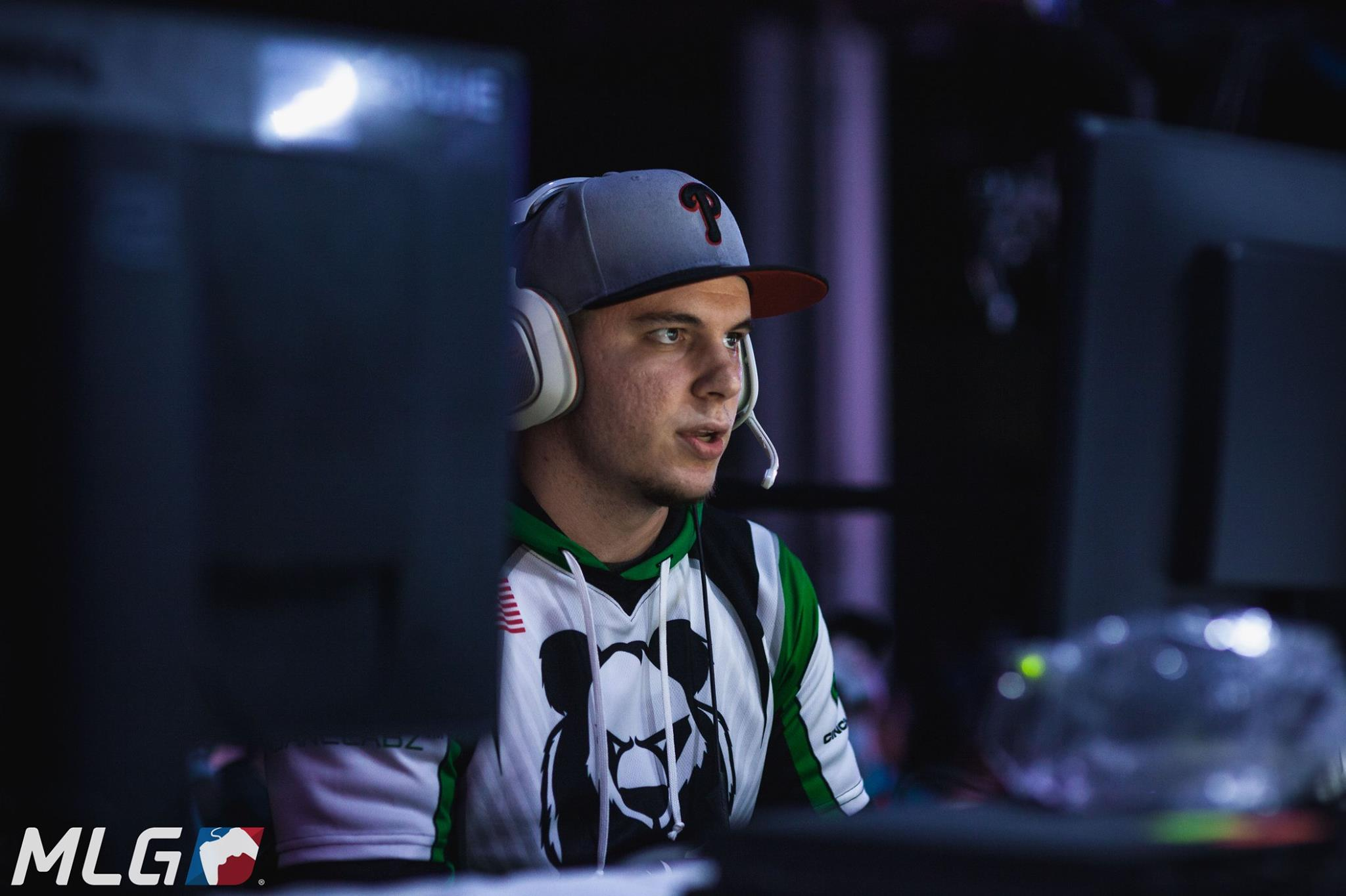 Prophet at MLG Vegas 2016. Image courtesy of MLG.
