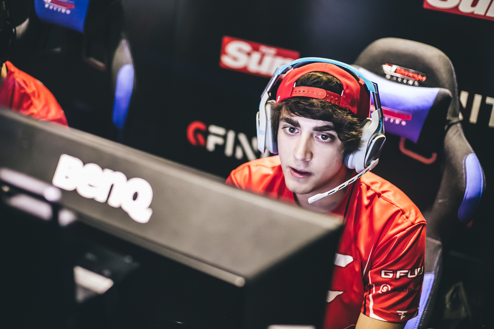 Clayster at the Gfinity 100k Summer Masters