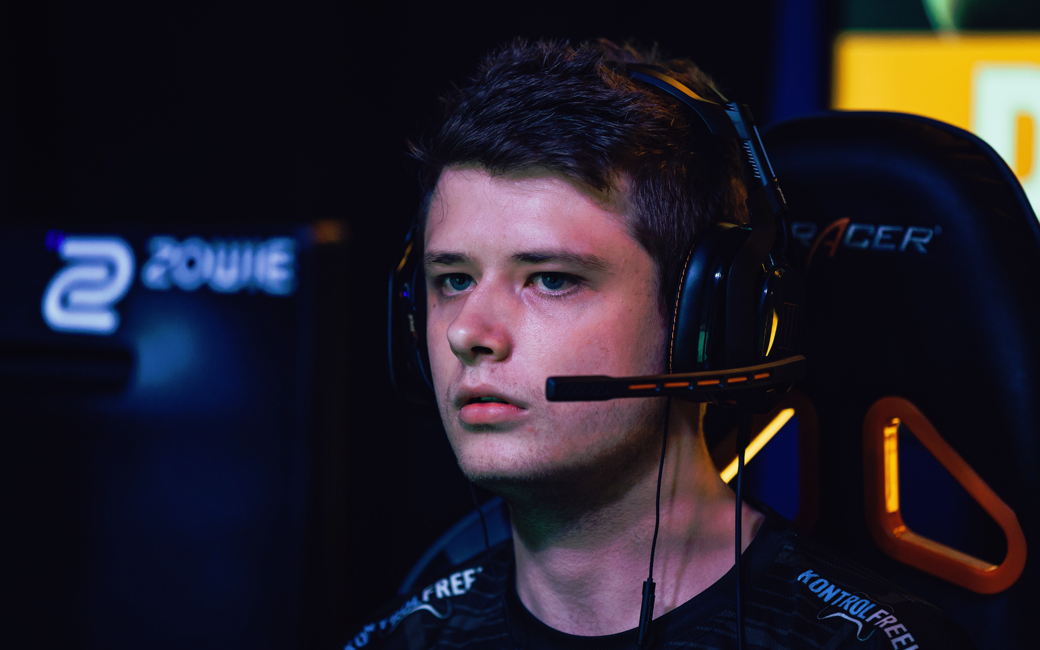 Denz at CWL Sydney. Image courtesy of Call of Duty