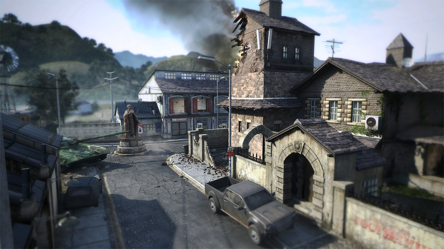 The top 10 worst best maps in the call of duty franchise news arguably standoff is one of the most balanced maps within the call of duty franchise with very little advantage to be gained on either side of the map gumiabroncs Gallery