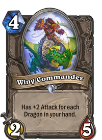 Hearthstone Wing Commander
