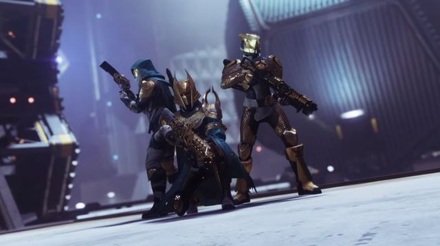 Trials of Osiris offers some stunning armour