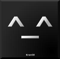 KronIX-DE logo